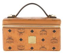 Umhängetasche Visetos Original Cosmetic Case Cognac
