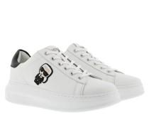 Sneakers Kapri Karl Ikonic Lo Lace Sneaker White Black