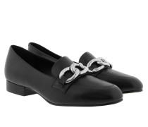 Vanessa Loafer Black Schuhe