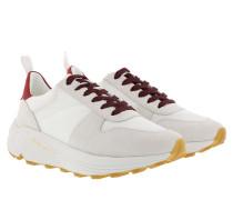 Sneakers Honey White