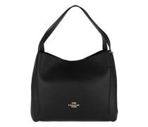 Hobo Bag Polished Pebble Leather Hadley