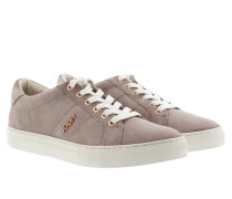 Coralie Suede Sneakers Taupe Sneakerss