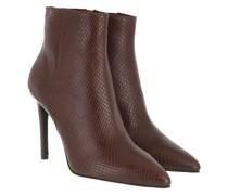 Boots Stivali Ankle Deep Bronze