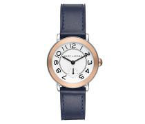 Riley Classic Watch Silber Armbanduhr