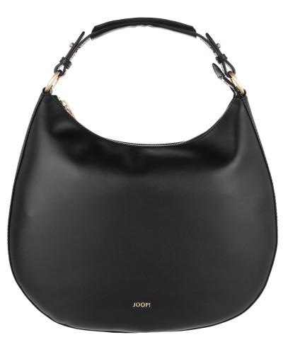 Aja Pacato Small Hobo Black Bag