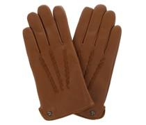 Handschuhe Glove Leather Cuoio