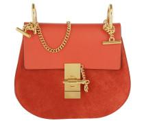 Mini Drew Umhängetasche Bag Sepia Red