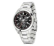 Uhren 180 Chr Black Dial Bracelet