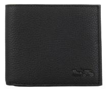 Portemonnaies Double Billfold Wallets Black