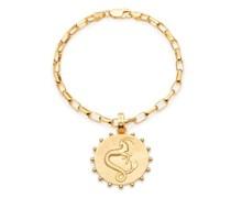 Armband Statement Capricorn Zodiac Art Coin Bracelet S/M