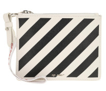 Pochette Diag Pouch Off White/Black