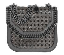 Falabella Box Shoulder Bag Ruthenium Umhängetasche