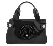 Tasche - Patent Mini Bag Nero