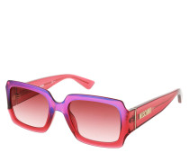Sonnenbrille MOS063/S Sunglasses Red
