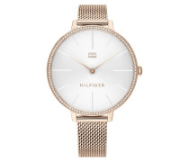 Uhr Quartz Watch Women Kelly 1782115 Roségold