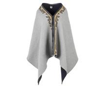 Accessoire Milano Poncho Arch Grey