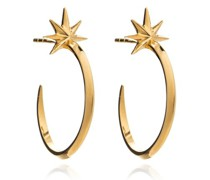 Ohrringe Shooting Star Medium Hoops