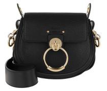 Umhängetasche Tess Shoulder Bag Leather Black