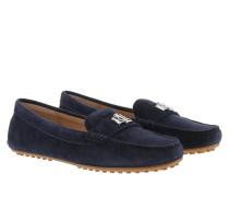 Schuhe Barnsbury Casual Flats Lauren Navy