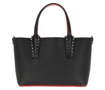 Tote Mini Bag Leather Black