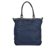 Vela Shopping Bag Blue Umhängetasche