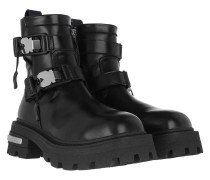 Boots Blade Leather Black