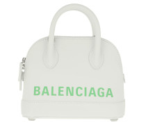Umhängetasche XXS Ville Crossbody Bag White/Green