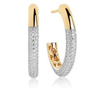 Ohrringe Cannara Grande Earrings White Zirconia