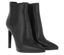 Boots Platform Brielle Bootie Black