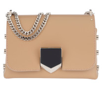 Lockett Petite Small Spazzolato Nude/Chrome