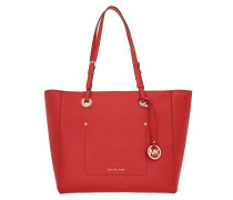 Walsh Large EW TZ Tote Bright Red