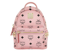Stark Backpack Studded Visetos X-Mini Soft Pink Rucksack