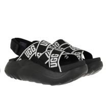 Sandalen LA Cloud Sneaker Black/Logo
