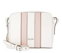 Cloe Umhängetasche Bag SHZ Grano Linea Offwhite rosa