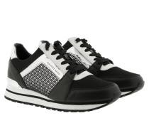 Sneakers Billie Black Silver