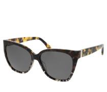 Sonnenbrille MOS066/S Sunglasses Animalier Havana
