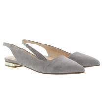 Ballerinas - Delia Ballerina Light Grey
