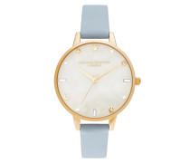 Uhr Quartz Watch Women Celestial OB16GD31 Blue
