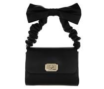 Satchel Bag Top Handle Black