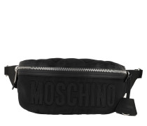 Gürteltasche Belt Bag Nylon Logo 1 Black Fantasy Print