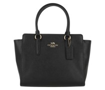 Tote Leather Black