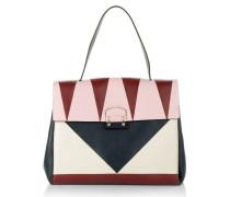 Tasche - Borsa Leather Tote Multicolor