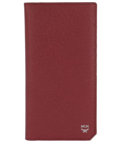 New Bric Large Wallet Ruby Tan Portemonnaie