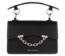 Satchel Bag Seven Mini Shoulder Black