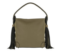 Eloise Hobo Calf Empire Poivre Vert Bag grün