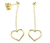 Ohrringe 9KT Earring Yellow Gold