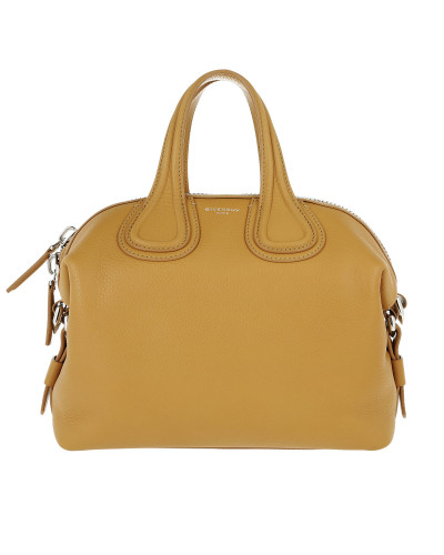 Givenchy Damen Nightingale Small Tote Ocre Henkeltasche