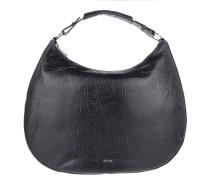 Aja Hobo Large Bubble Dark Blue Bag