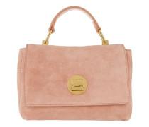 Liya Suede Umhängetasche Bag Rose/Rose