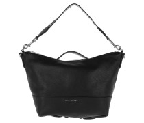 The Grip Shoulder Bag Black Hobo
